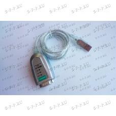 UPORT 1110 1-портовый преобразователь USB в RS-232