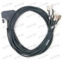 Кабель Cisco CAB-DFC-OCTAL-1MF= (1м)