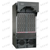 Catalyst 6500 Enhanced 9-slot Chassis (Vertical) 2+Fan, 2+WS-X6708-10G-3CXL=, 2+VS-S720-10G-3CXL=, 2+WS-CAC-3000W