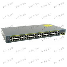Коммутатор Cisco WS-C2960R+48TC-S