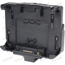 PANASONIC PCPE-GJG1V03 GAMBER-JOHNSON VEHICLE DOCK WITH ELECTRONICS + W/O DUAL ANTENNA PASS-THROUGH + KEYED DIFFERENTLY FOR FZ-G1