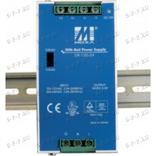 Блок питания на DIN рейку DR-120-24