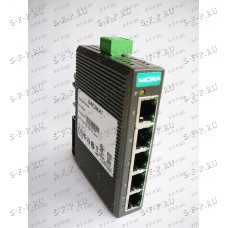 EDS-205 Компактный коммутатор 5 x 10/100BaseTX в пластиковом корпусе