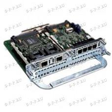 Cisco 2-port FXS voice/fax interface card