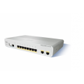 Коммутатор Cisco WS-C3560CPD-8PT-S