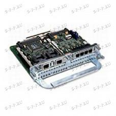 Cisco 2-port E&M voice/fax interface card