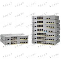 Коммутатор Cisco WS-C3560CX-8XPD-S